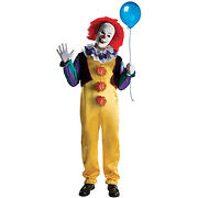 Stephen Kings It Pennywise Adult Costume - Standard