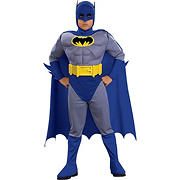 Batman Brave & Bold Deluxe Child Costume - Small