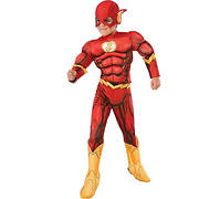 The Flash Deluxe Child Costume - Small