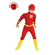 DC Comics The Flash Deluxe Child Costume - Large