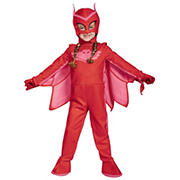 PJ Masks Owlette Deluxe Toddler Costume - 18 Months-2T