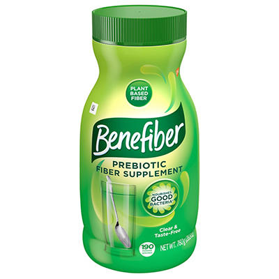 Benefiber Fiber Supplement Powder, 25.6 oz.