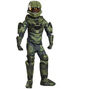 Halo: Master Chief Costume For Kids - Medium