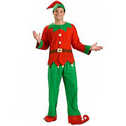 Simply Elf Adult Costume - Up to 42""