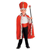 King Child Costume - Standard