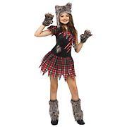 Wick'D Wolfie Child Costume - Medium