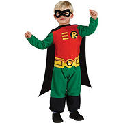 Teen Titan Robin Infant Costume - 6-12 Months