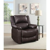Deals on Relax-a-Lounger Lifestyle Solutions Fabric Pushback Recliner