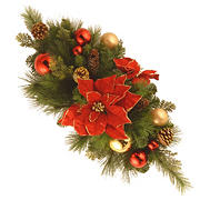 "National Tree Company 30"" Home for the Holidays Centerpiece"