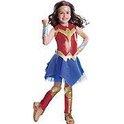 Wonder Woman Deluxe Children's Costume - 8-10
