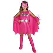 Pink Batgirl Child Costume - 8-10