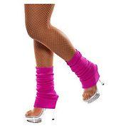 Neon Leg Warmers - One Size