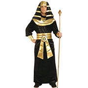 """Pharaoh Adult Costume - Up to 42"""""""