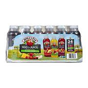 Apple & Eve 100% Fruit Juice Variety Pack, 24 pk./10 oz.