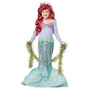 Lil' Mermaid Child Costume - Small