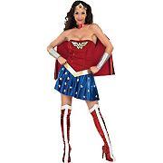 Wonder Woman Adult Costume - Medium