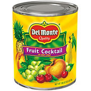 Del Monte Fruit Cocktail, 106 oz.