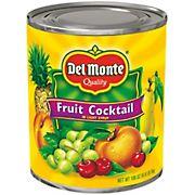 Del Monte Fruit Cocktail, 106 oz.