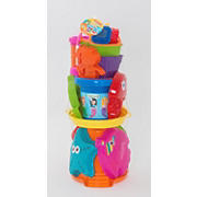 20-Pc. Sand Bucket Set
