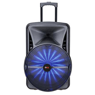 "QFX 15"" Smart Portable Party Speaker"