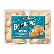 Don Miguel Chicken Empanadas, 40 ct./1 oz.