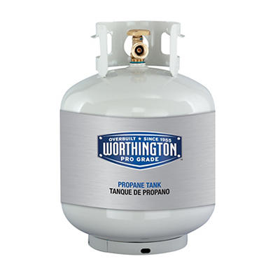 Worthington Pro-Grade 20-Lb. Propane Gas Tank