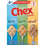 Chex Cereal Party Mix Variety Pack, 3 ct.