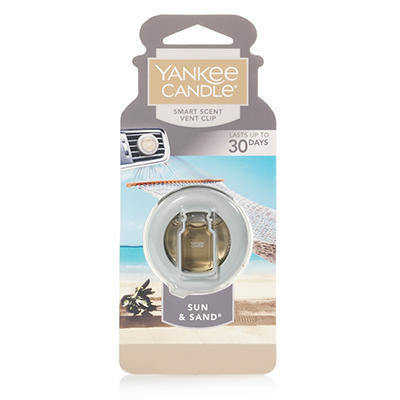 Yankee Candle Smart Scent Vent Clip - Sun & Sand