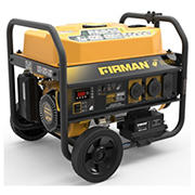 FIRMAN P03608 4550/3650 Watt Gas Remote Start Generator, CARB