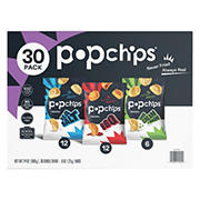 Popchips Variety Pack, 30 ct.