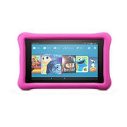 "Amazon Fire 7"" Kids Tablet, 16GB Memory - Pink"