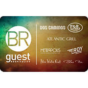 $90 BR Guest Hospitality Gift Card