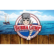 $90 Bubba Gump Shrimp Co. Gift Card