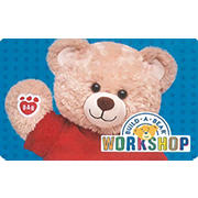 (2-Pack) Buy a $25 Build-A-Bear Gift Card