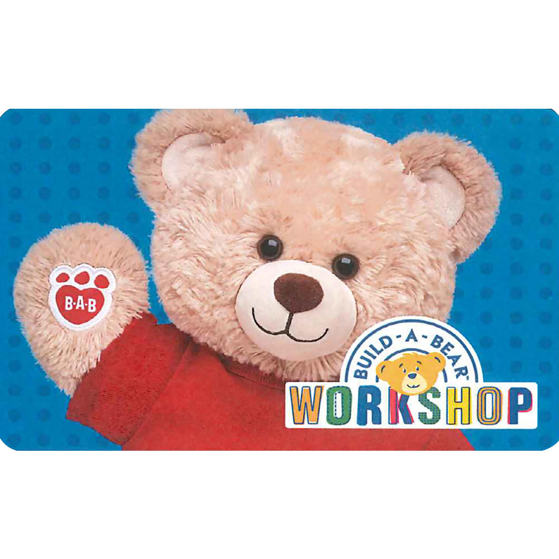 image about Build a Bear Printable Coupons identified as $25 Establish-A-Endure Present Card, 2 pk.