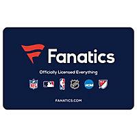 2-Pack $50 Fanatics Gift Card