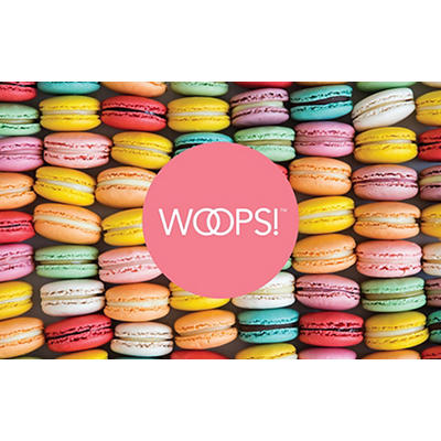 $15 Woops! Gift Card, 3 pk.
