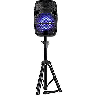 "Edison Professional iRocker XS-250 8"" Bluetooth PA Speaker"