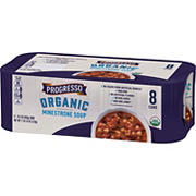Progresso Organic Minestrone Soup, 8 pk./14.3 oz.