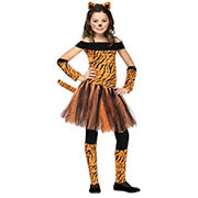 Girls Tigress Costume - Small