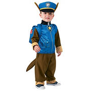 Boys Paw Patrol Chase Costume, Sizes 2T-4T