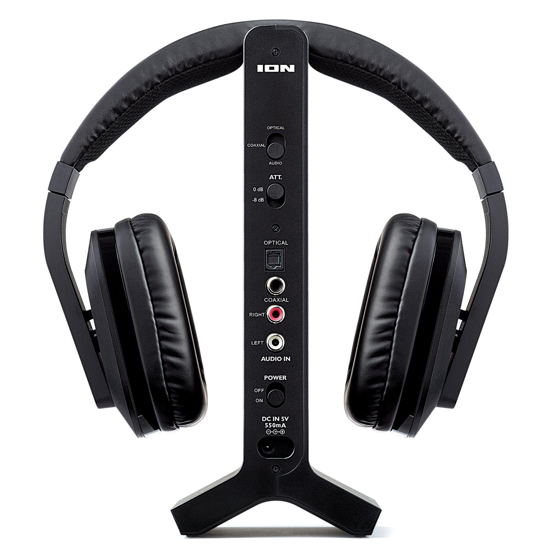 Headphones in the sauna room good for health
