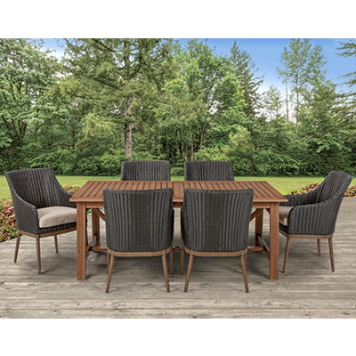 Berkley Jensen Colleyville 7-Pc. Dining Set