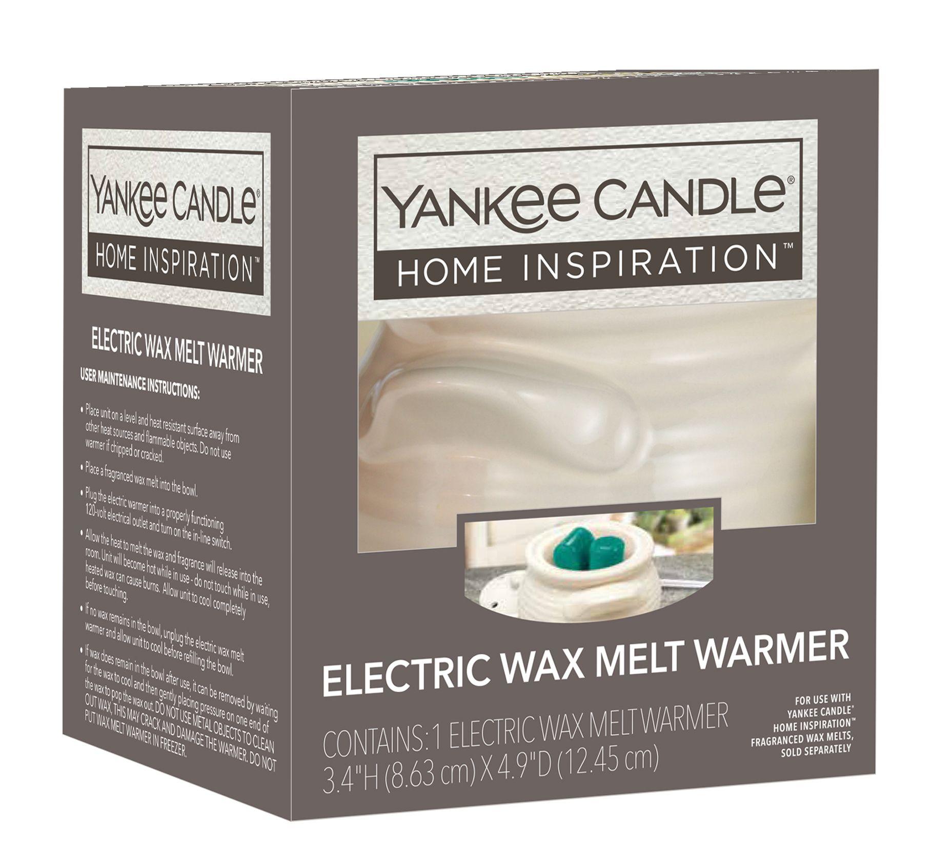 Yankee Candle Electric Wax Melt Warmer Bjs Wholesale Club