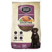 Berkley Jensen Grain Free Duck and Vegetable Dry Dog Food, 20 lbs.