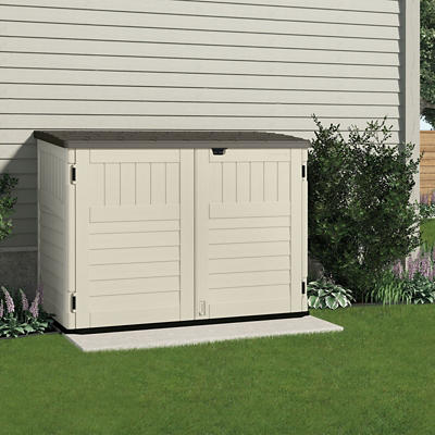 Suncast 70-cu.-ft. Horizontal Storage Shed