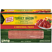 Oscar Mayer Turkey Bacon, 4 pk./48 oz.