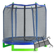 Upper Bounce 7' Round Trampoline with Shoe Bag