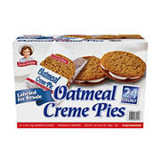 Little Debbie Oatmeal Creme Pies, 24 ct.