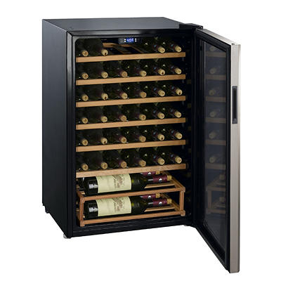 Whirlpool 4.4-Cu.Ft. 40-Bottle Wine Cooler